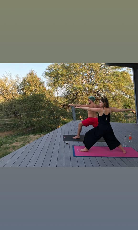 Athletes Yoga